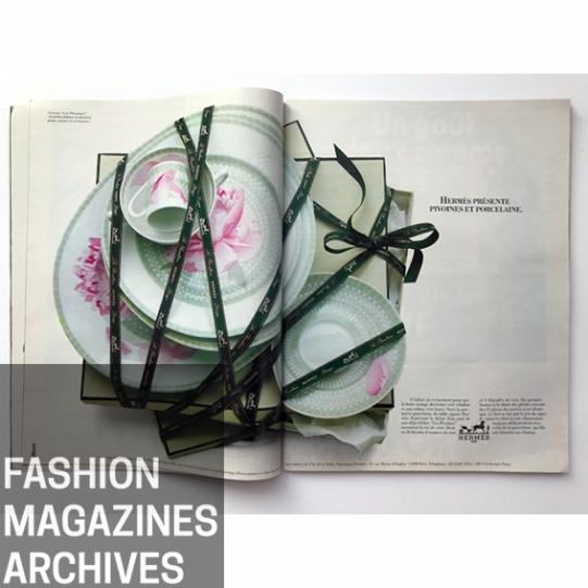 Hermès, porcelaine, 1984