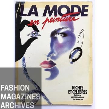 La Mode en Peinture - Viramontes - FMA - 1983