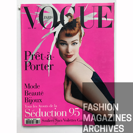 Vogue Paris, Meghan in Galliano by Mario Testino